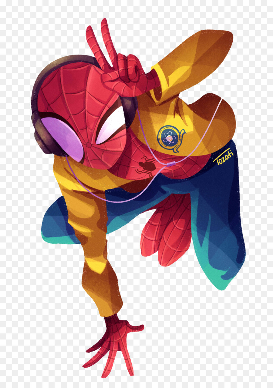 youtube iron man fan art spider-man: homecoming - youtube png