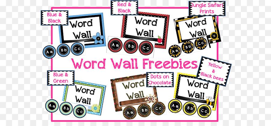 Word Wall Letter Writing Synonym