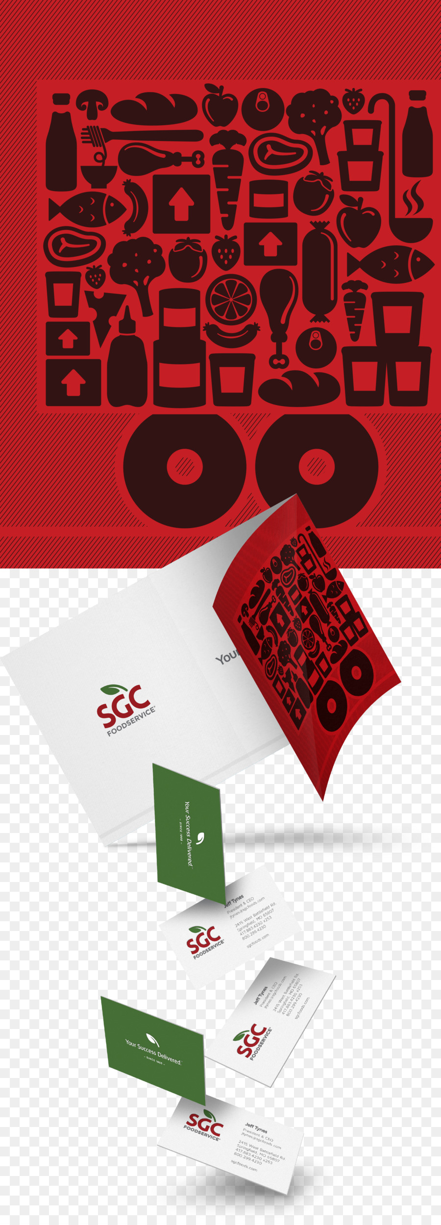 Logo Poster - Agency Brochure png download - 1920*5320 - Free ...