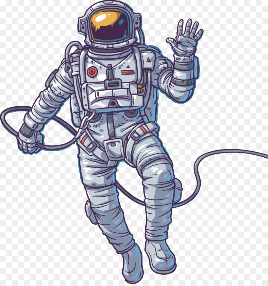 Astronaut Drawing Royalty-free