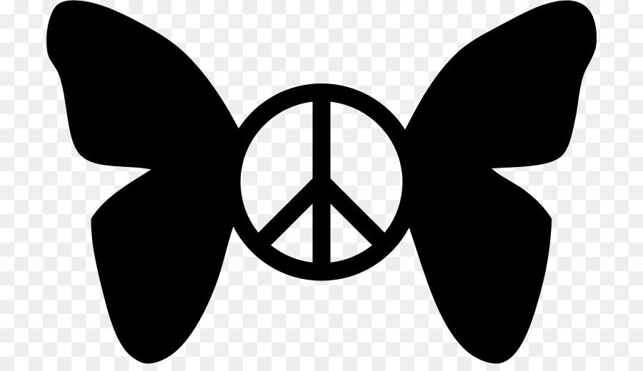 Summer Of Love Peace Symbols Hippie Clip Art Symbol Png Download