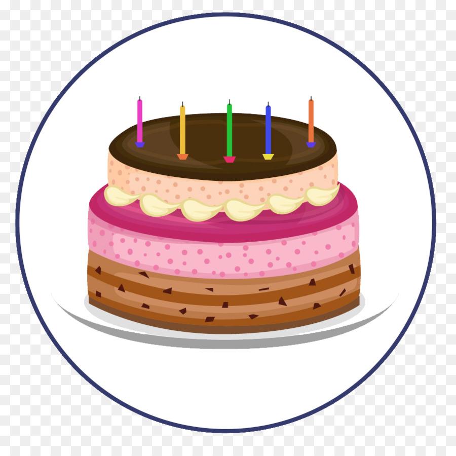 Birthday Cake Greeting Note Cards Wish Happy Birthday Birthday