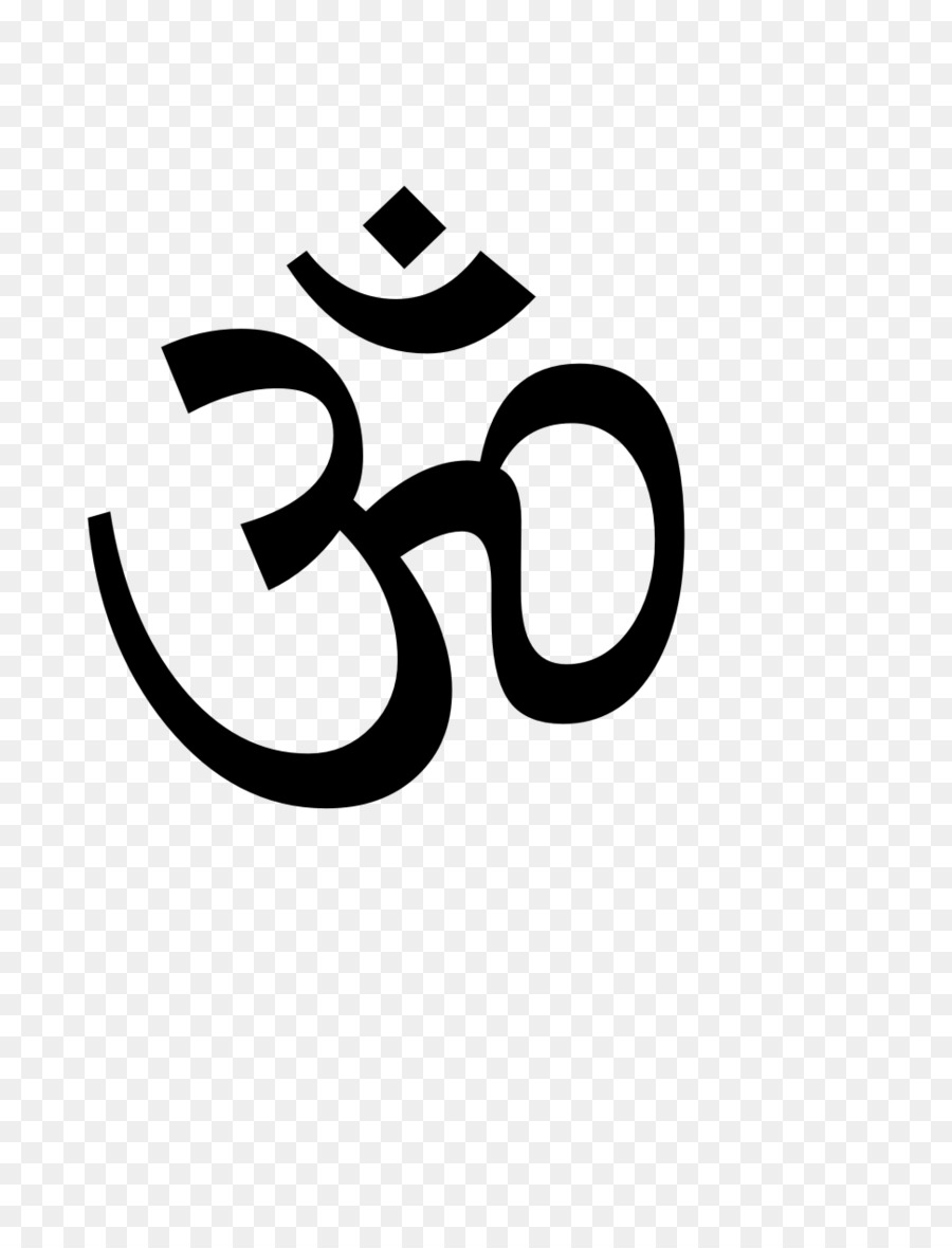 Upanishads Om Hinduism Peace Symbols Om Png Download 9701255
