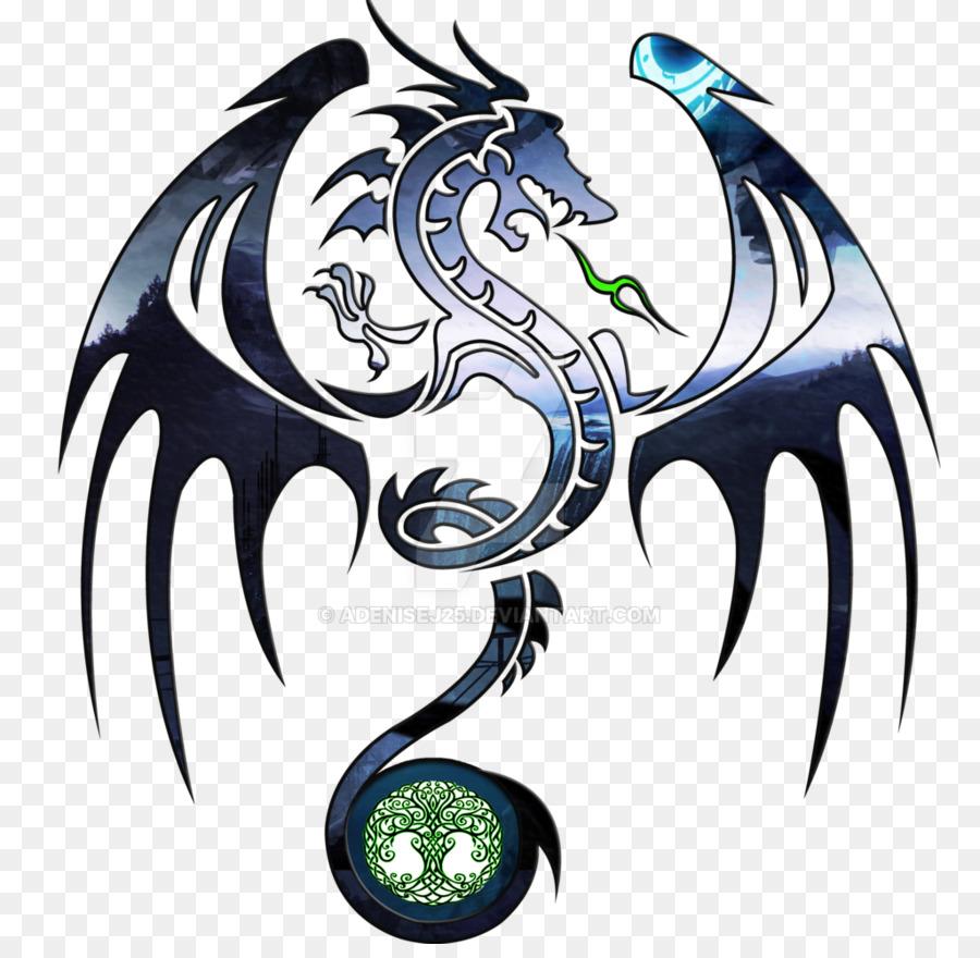 Stencil Dragon Airbrush Art Dragon Png Download 1024987 Free