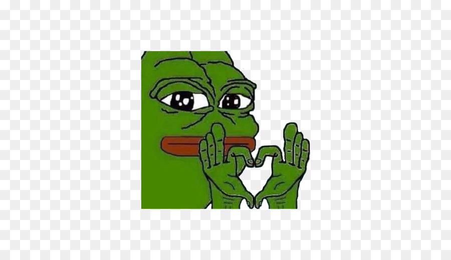 Pepe Kurbağa Boyama Kitabı Aşk Amfibi Kurbağa Png Indir 700520