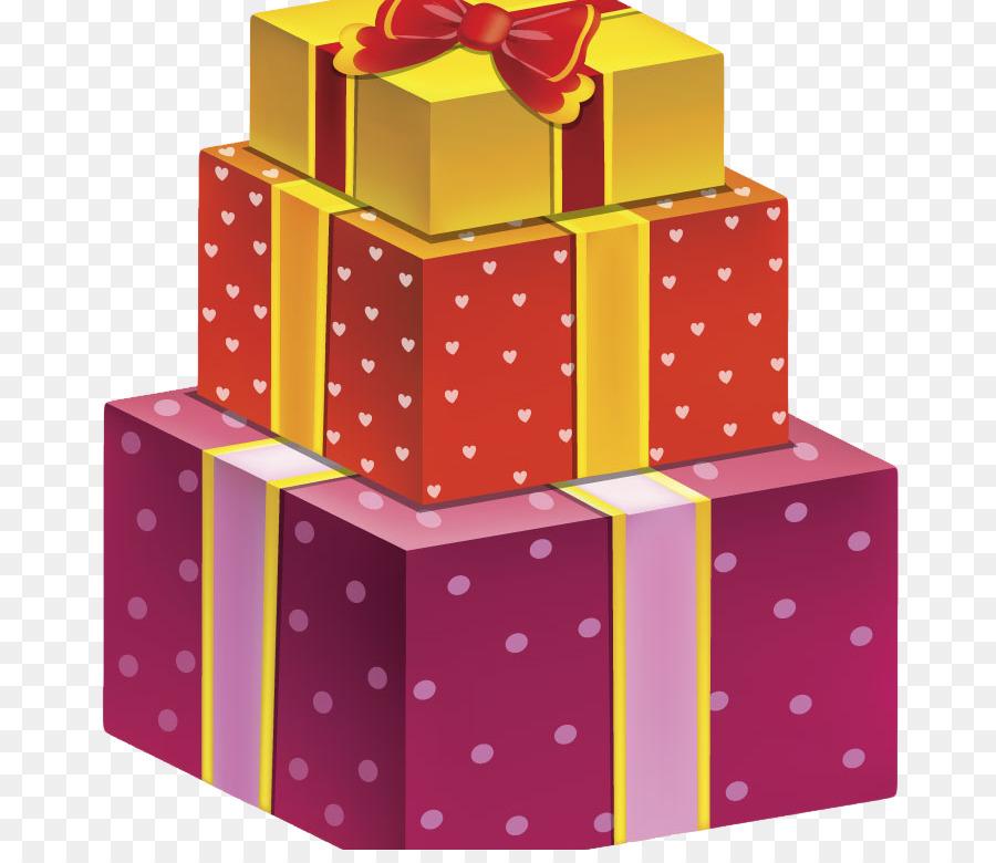 Happy Birthday Gift Clip Art Birthday Png Download 850 768