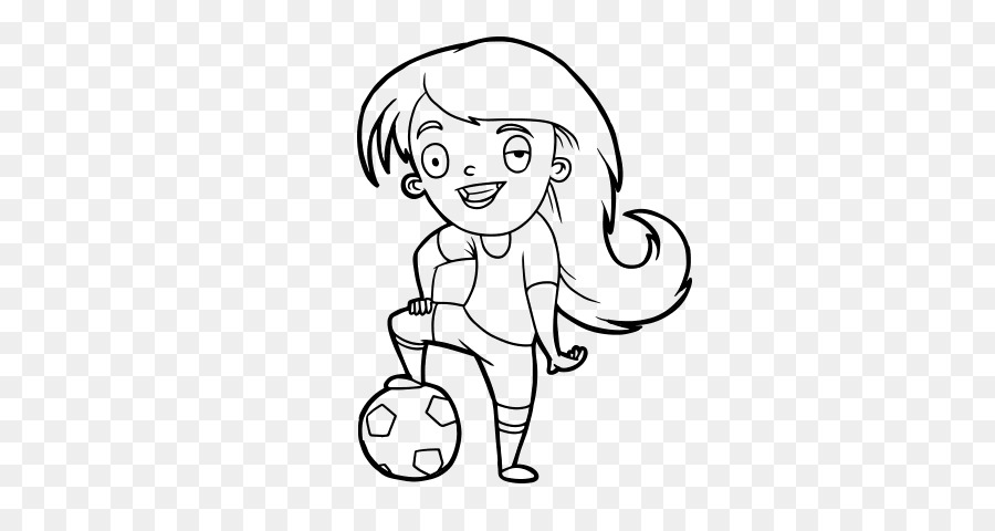 Dibujo de Fútbol de libro para Colorear Juego - copa mundial de ...