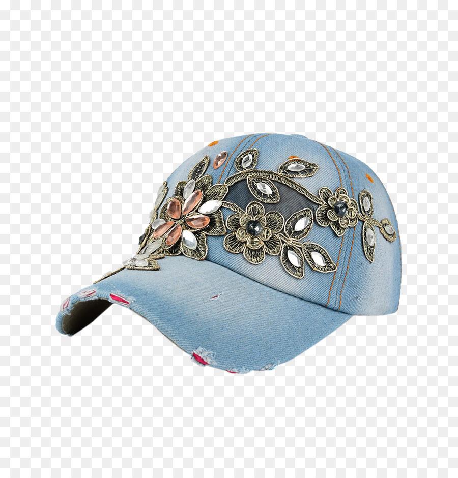 Gorra de béisbol del Bordado del Sombrero - denim cap Formatos De ...