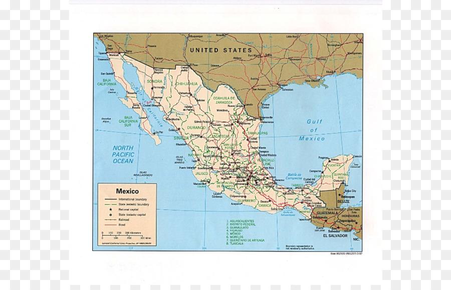 mexico city united states mapa polityczna world map united states