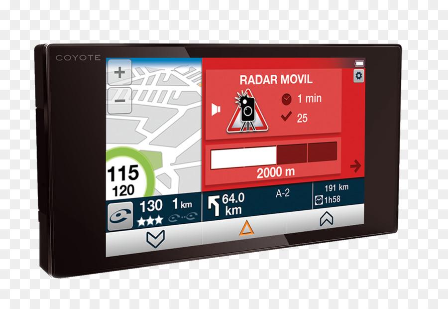 Assistant d/'aide à la conduite Coyote NAV Navigateur GPS