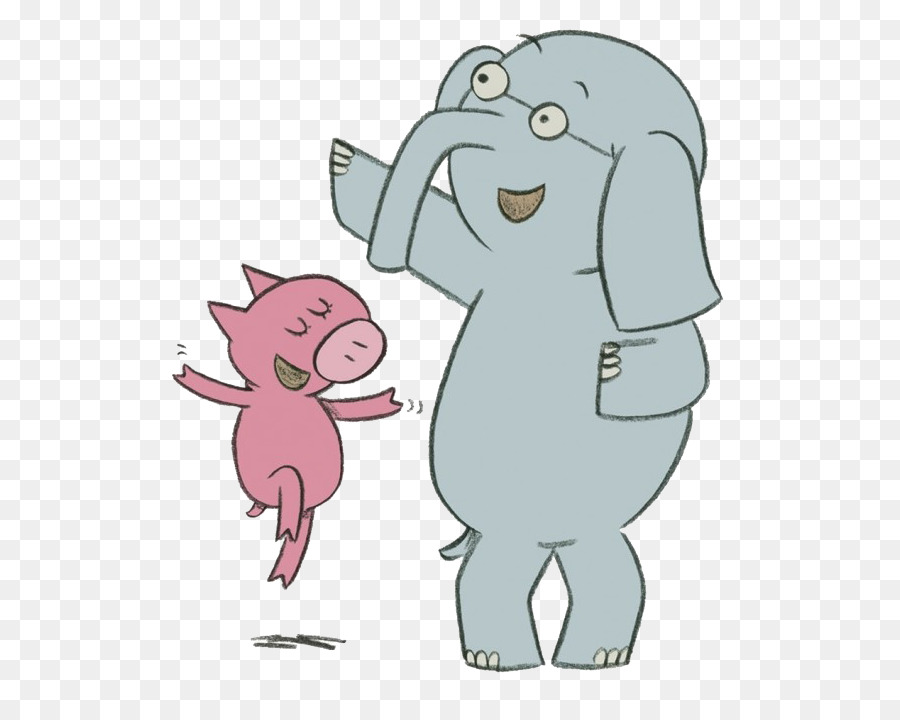 I Am Invited to a Party! (An Elephant and Piggie Book) The Thank You ...