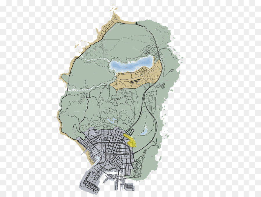 download gta v map for gta vice city