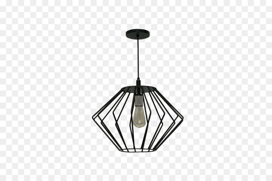 black white and green wire light fixture