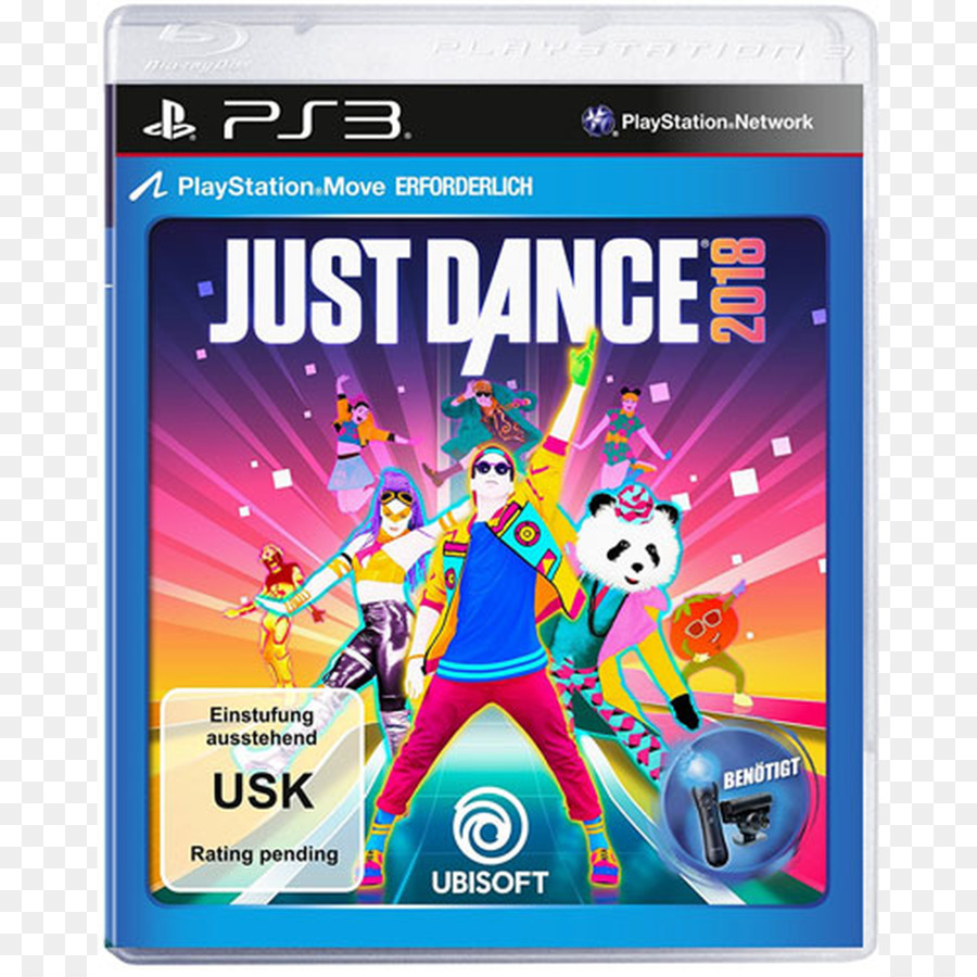 73923571777 Just Dance 2018, Xbox 360, Wii, Home Game Console Accessory, Technology PNG