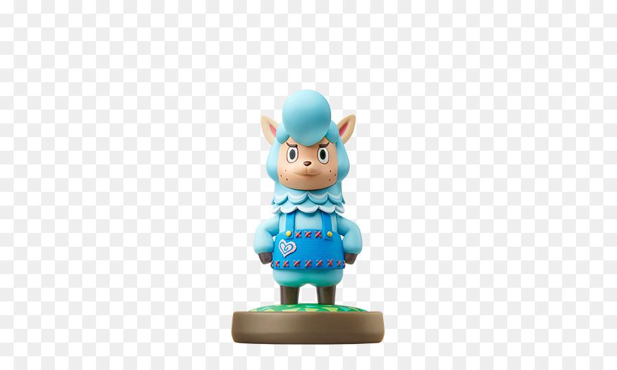 Animal Crossing Amiibo Festival Figurine png download - 500*537