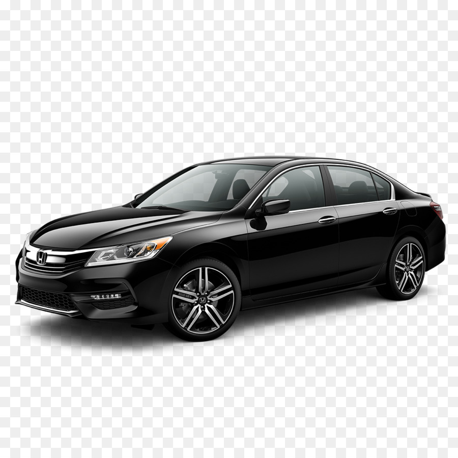 2017 Honda Accord Car Ex L Sedan 2018 Sport Sports Styling Png 1000 Free Transpa