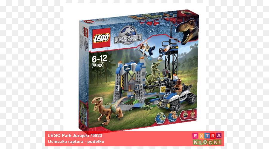 Lego Jurassic World Velociraptor Amazoncom Lego Minifigure Toy
