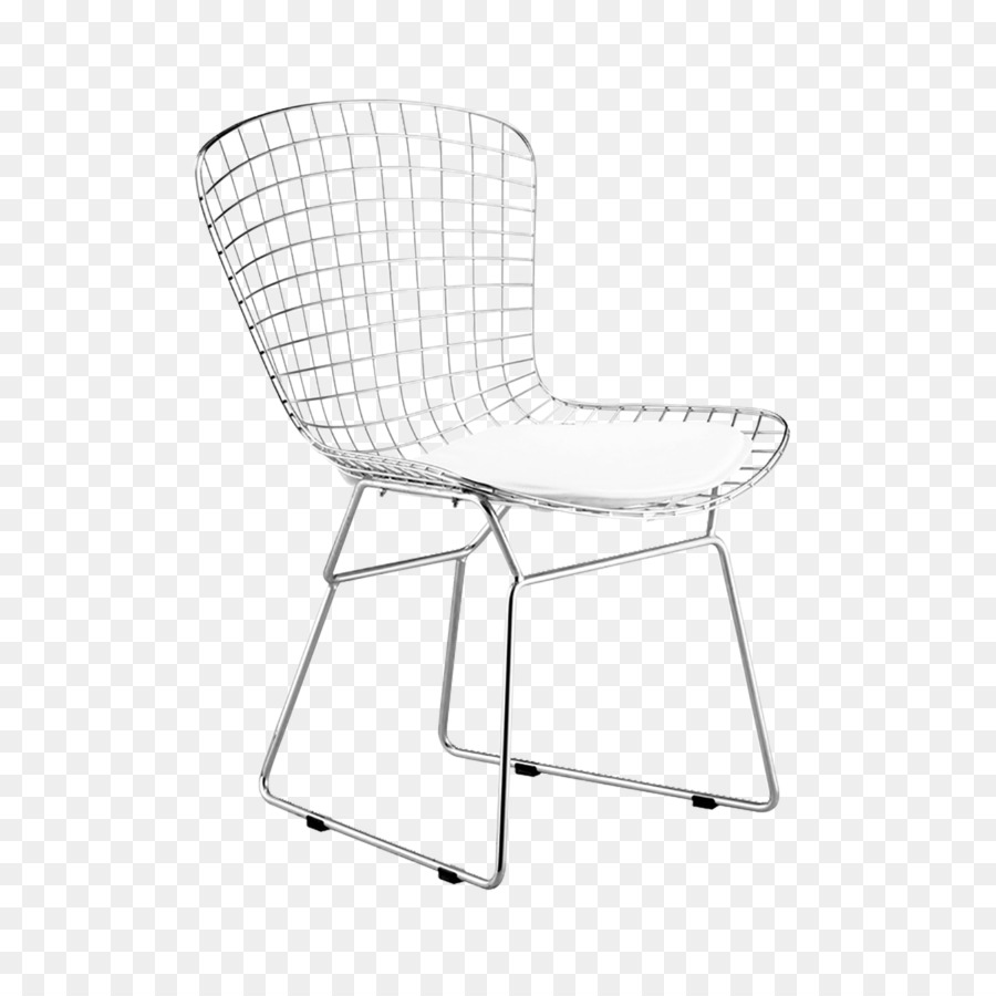 Wire Chair Dkr1 Eames Lounge Sessel Esszimmer Mobel Stuhl Png