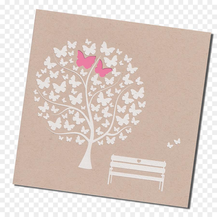 Kraft paper Wedding invitation Marriage Dragée - wedding png ...