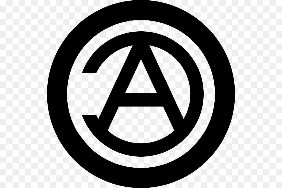 Anarchism Communism Socialism Symbol Symbol Png Download 600600