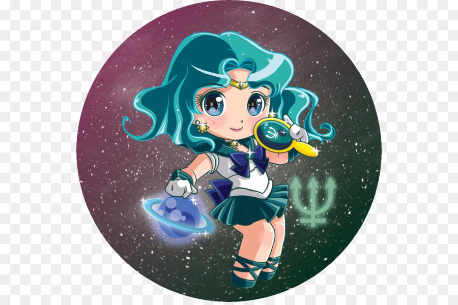 Sailor Neptune Chibiusa Sailor Moon DeviantArt - button moon