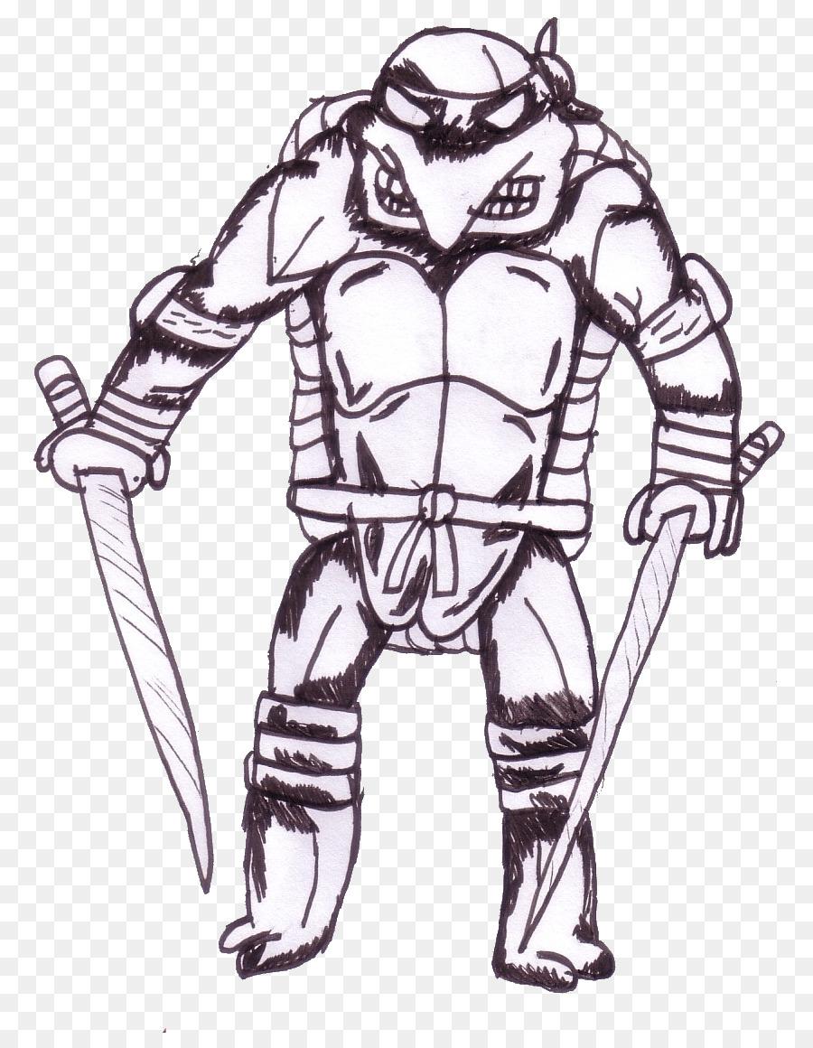 ميشايلانجيلو سلاحف النينجا الرسم فن الرسم السلاحف 8491143 شفافة