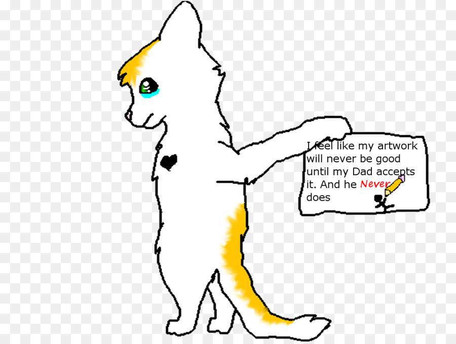 Cat Line Art Kartun Hewan Peliharaan Clip Art Kucing Unduh