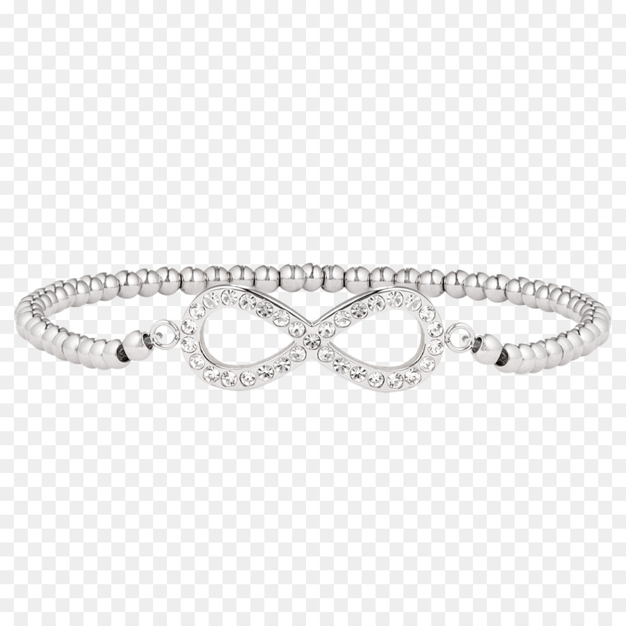 Bracelet Infinity Symbol Bangle Swarovski Ring Png Download 1000