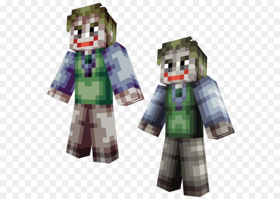 Minecraft Pocket Edition Joker Harley Quinn Skin Skin Minecraft - Skins para minecraft pe joker