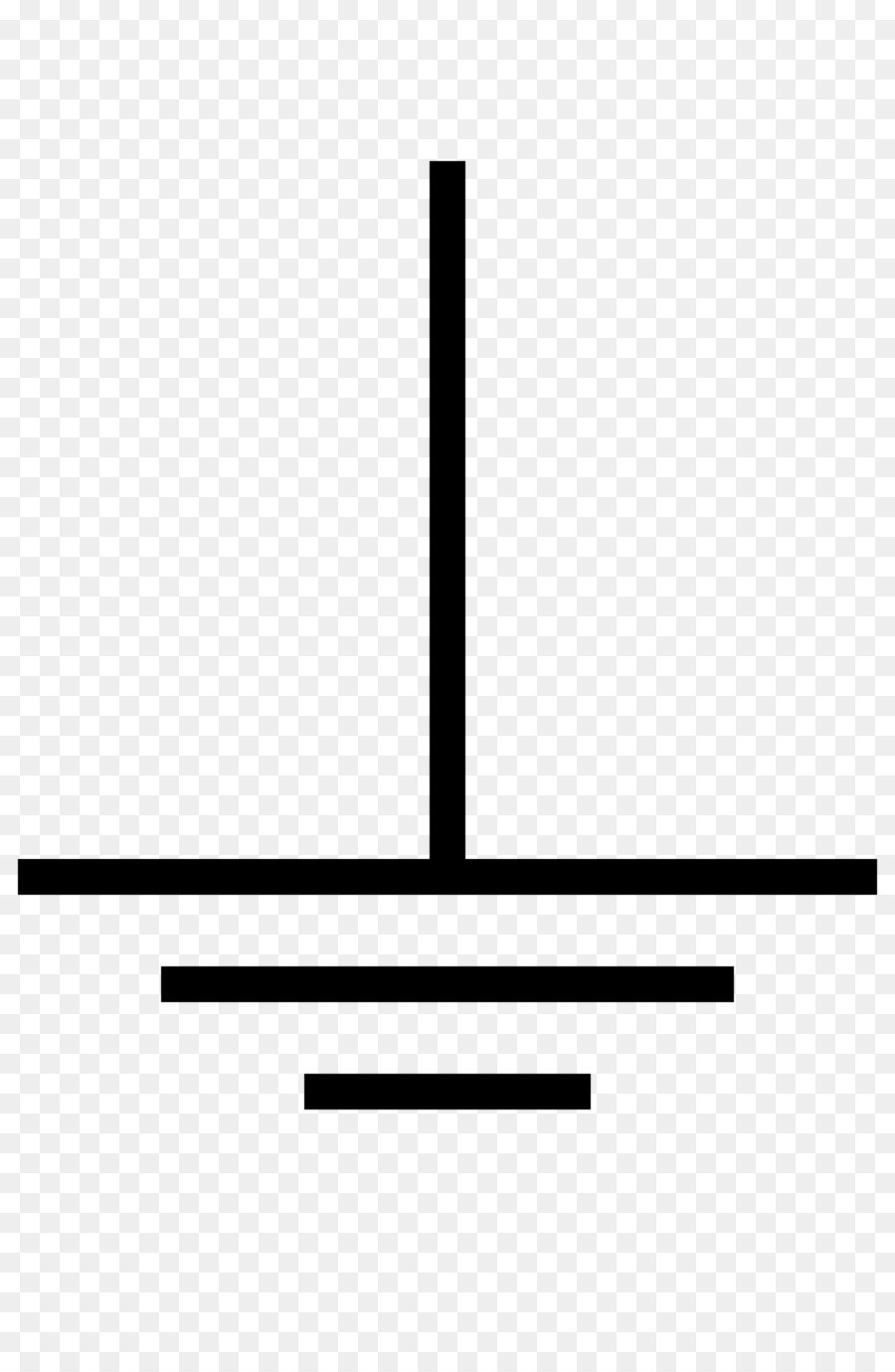 Ground Electronic Symbol Circuit Diagram Electrical Schematic Symbols Network