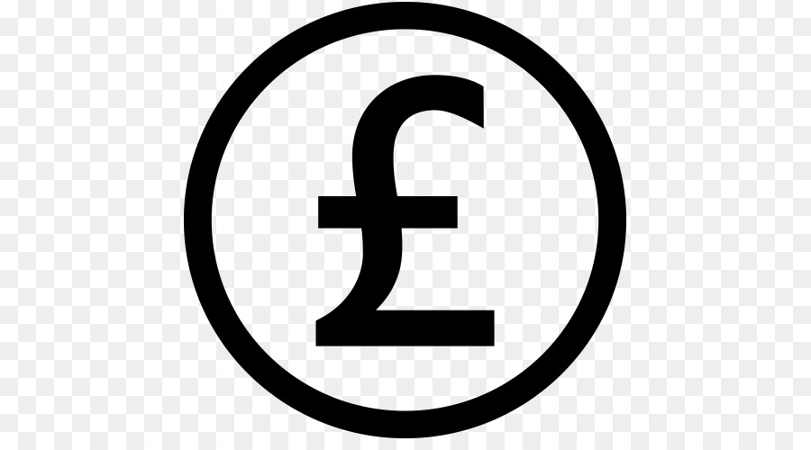 Currency Symbol Pound Sterling Money Foreign Exchange Market Bank Png 500 Free Transpa