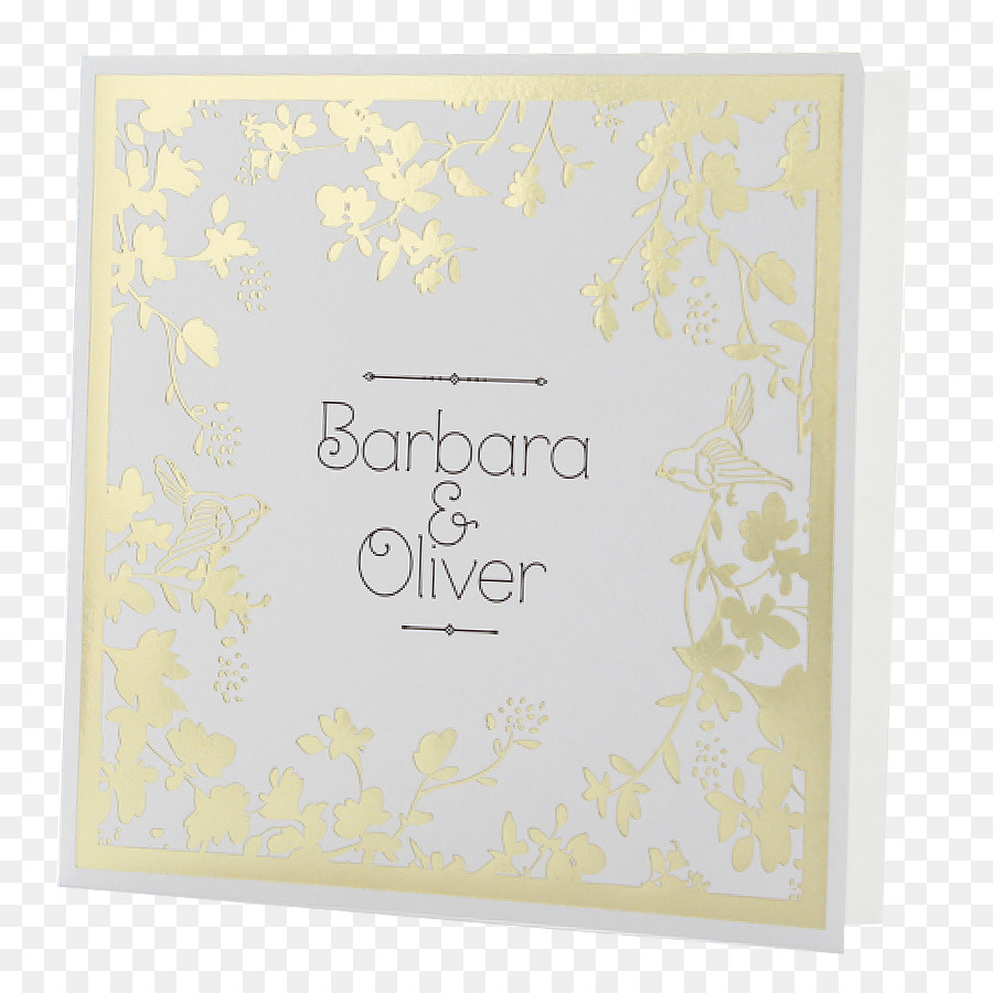 Paper Picture Frames Rectangle Pattern - hochzeit png download - 900 ...