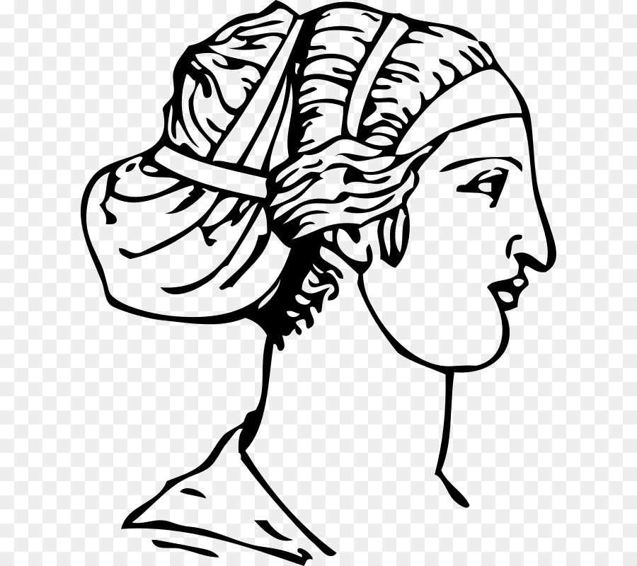 Das Antike Griechenland Antike Griechische Frisur Griechenland Png