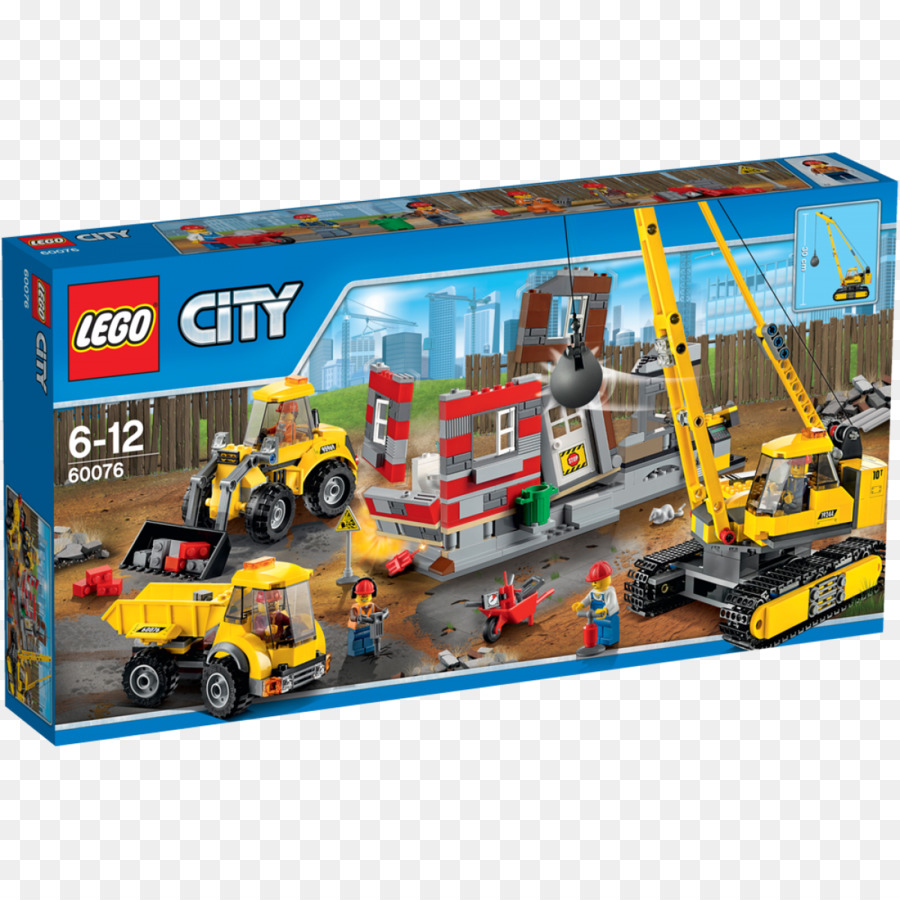 Lego City Lego 60076 City Demolition Site Hamleys Lego Duplo