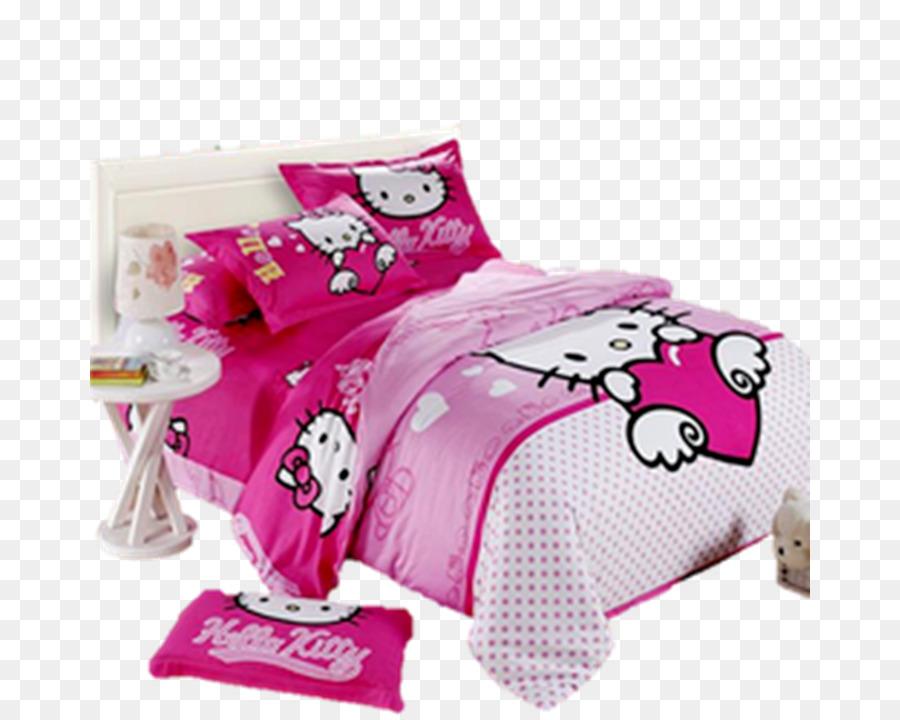 Bettwäsche Chicken Hello Kitty Kissen Huhn Png Herunterladen 720