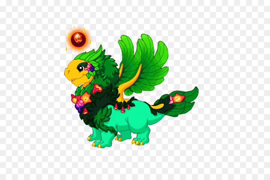 Dragonvale Event Sup Garland Legendary Creature Dragon Png
