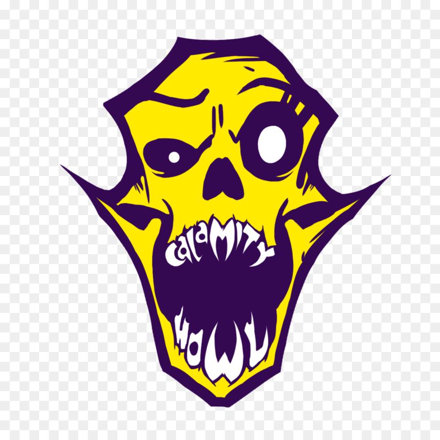 Skull Character Clip Art Skull Png Download 888899 Free
