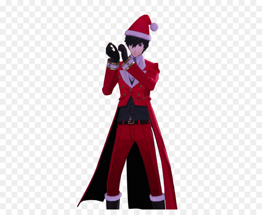 Persona 5 Kogoro Akechi Downloadable content Christmas Joker ...