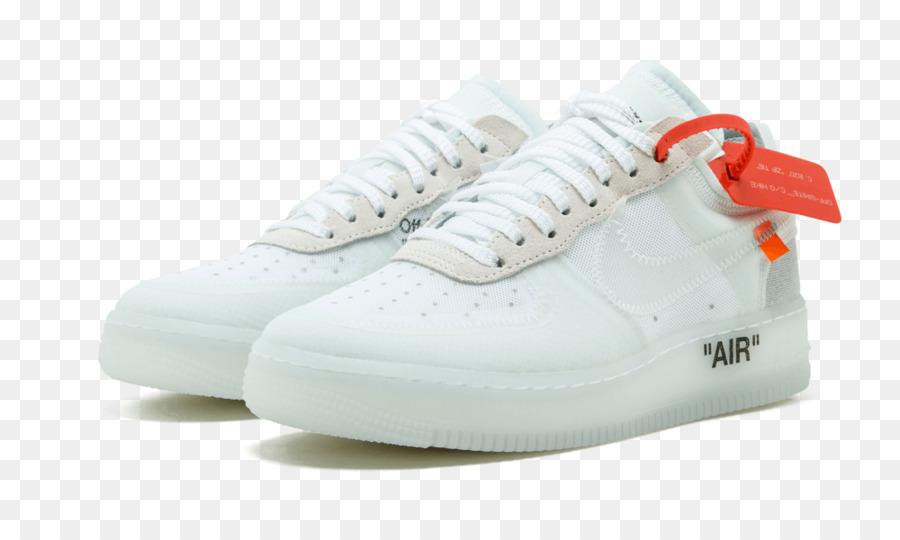 Air Force 1 Nike Off White Air Jordan Shoe Nike Png Download