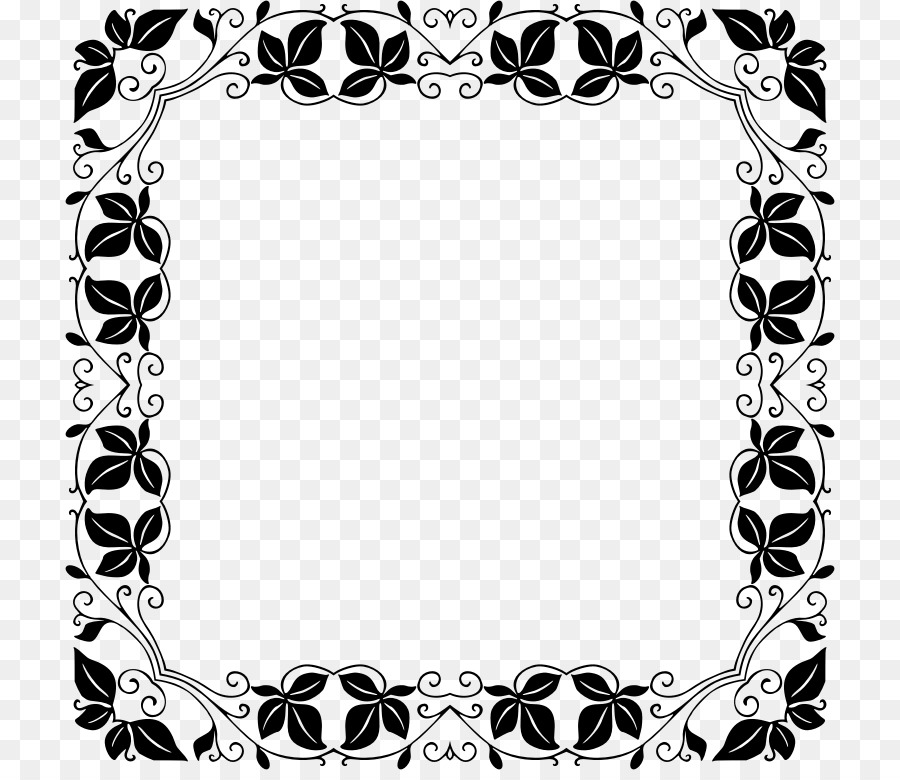 Borders and Frames Picture Frames Ireland Clip art - Geometric ...
