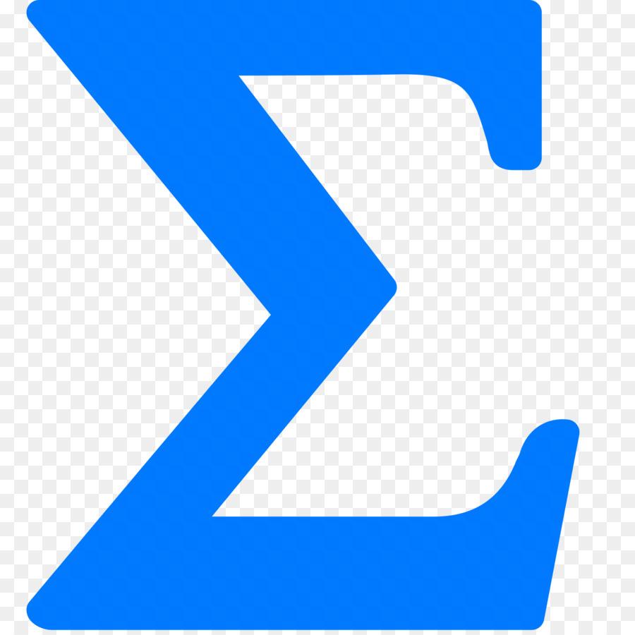 Computer Icons Sigma Summation Number Mathematics Mathematics Png