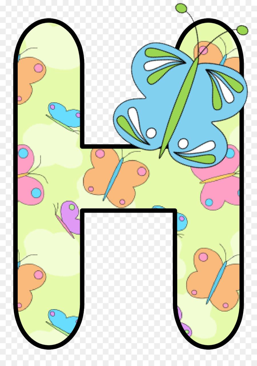 borboleta letra do alfabeto clip art borboleta