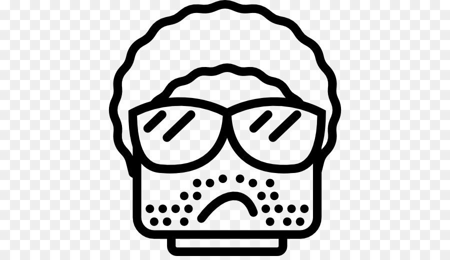 Emoticon Komputer Ikon Ikon Desain Buku Mewarnai Smiley Rocker