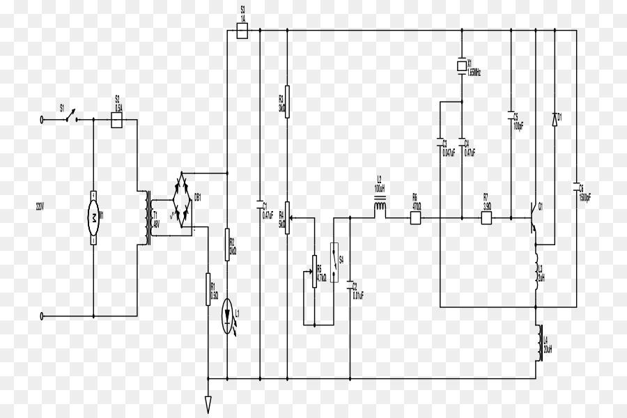 Drawing Electronic circuit Diagram - design