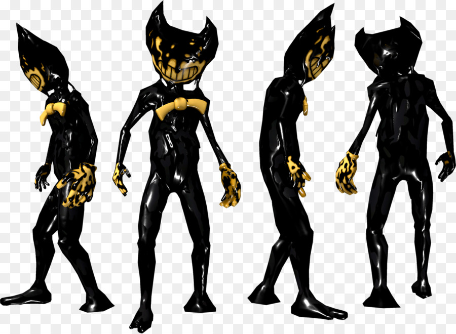 bendy and the ink machine wikia information gang png download