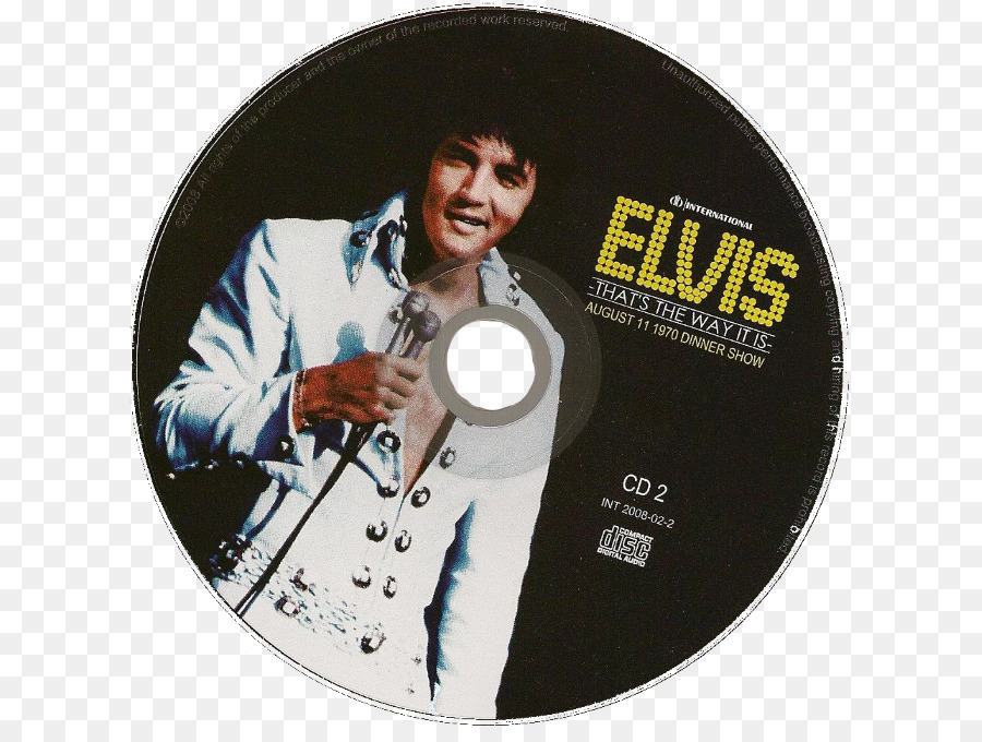 Elvis Presley Compact Disc Album Cover Disk Storage   Elvis