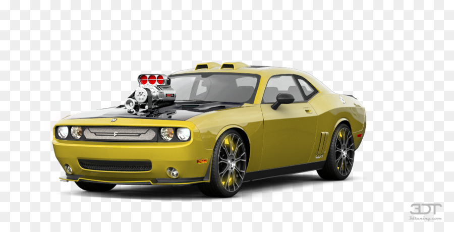 Dodge Challenger Sports car Plymouth Barracuda - dodge png download ...