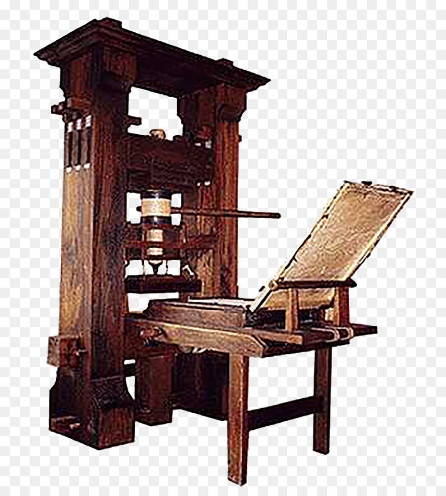 johannes gutenberg press