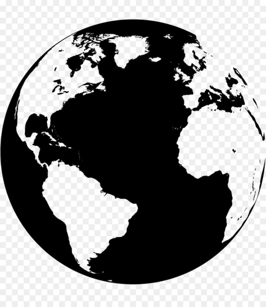 World Map Globe Vector Map   Globe