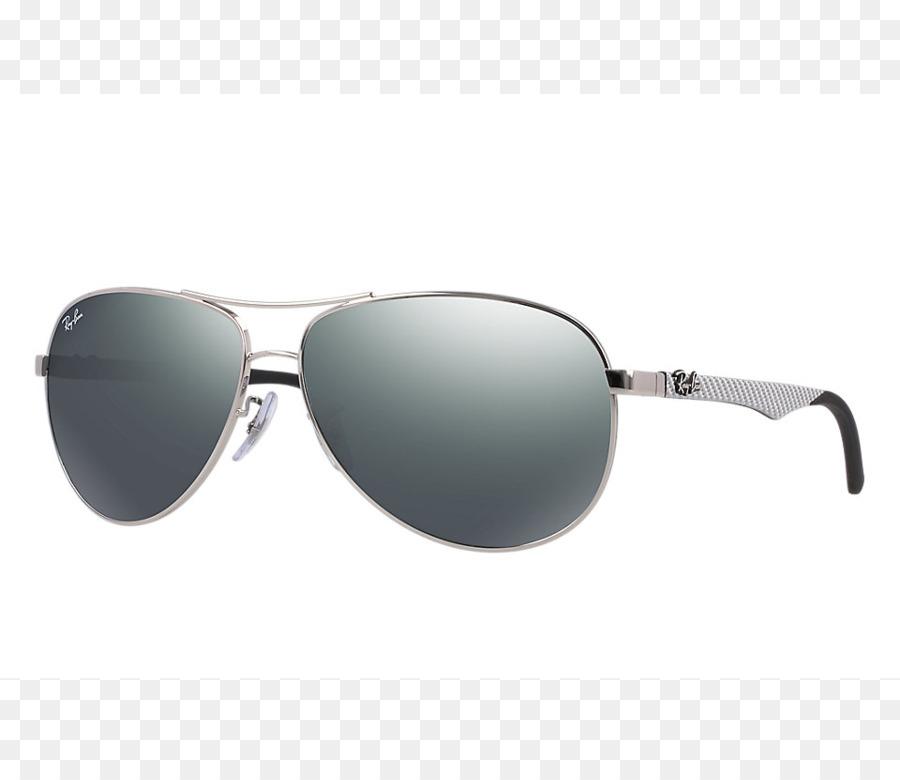 ba6ec4be9b056 Ray-Ban Aviator Carbon Fibre Aviator sunglasses Ray-Ban Round Metal ...